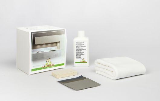 POLERMIX do wysokiego połysku zestaw do czyszczenia i polerowania powierzchni