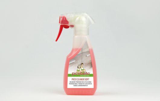 PiCo CLEANER SOFT delikatny preparat do czyszczenia powierzchni z tworzyw sztucznych